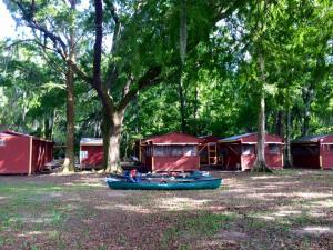 swamp base camping