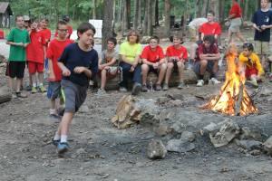 campfire bartle